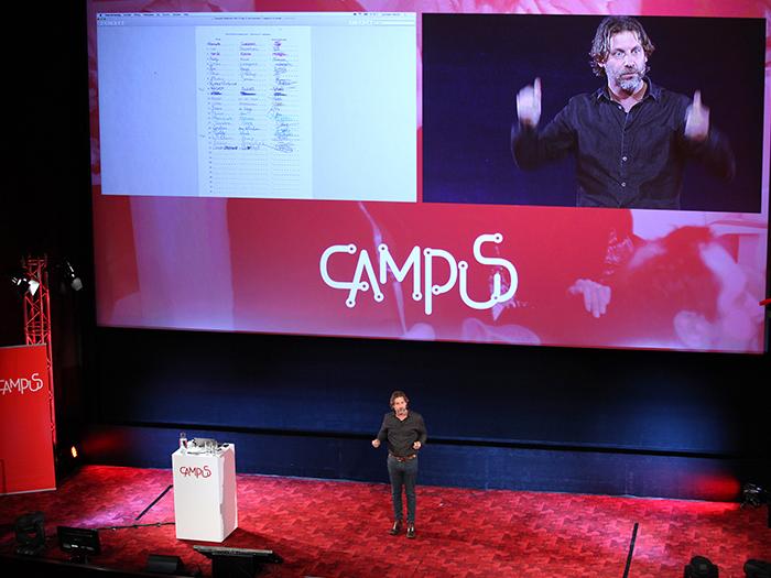 Campus seminar AMS – 2015