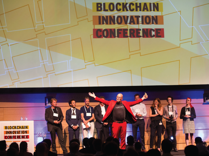 Dutch Blockchain Conference – 2016 & 2017