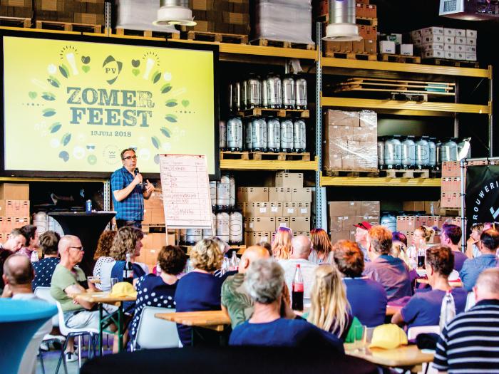 PV Seeds | Zomerfeest 2018