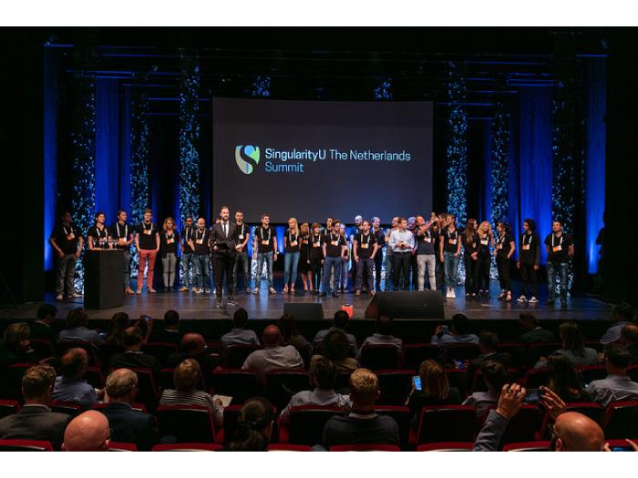 SingularityU The Netherlands Summit – 2016