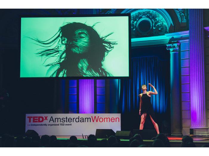 TEDx Amsterdam Women – 2016