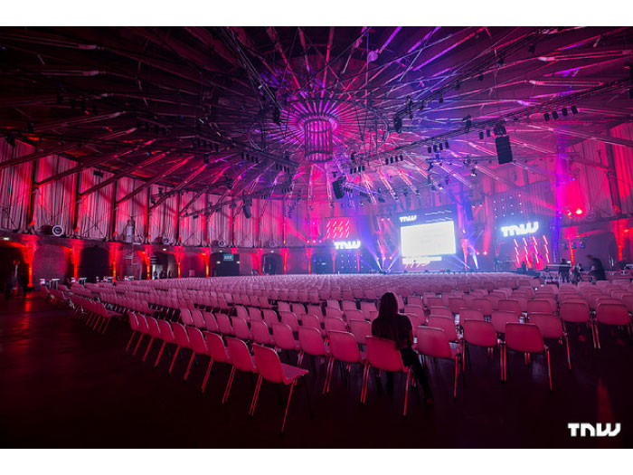 The Next Web Conference – 2016