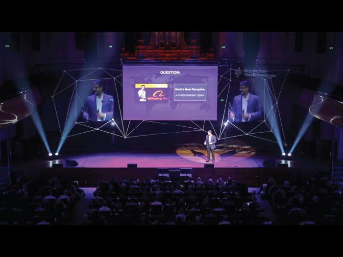 SingularityU The Netherlands Summit – 2017